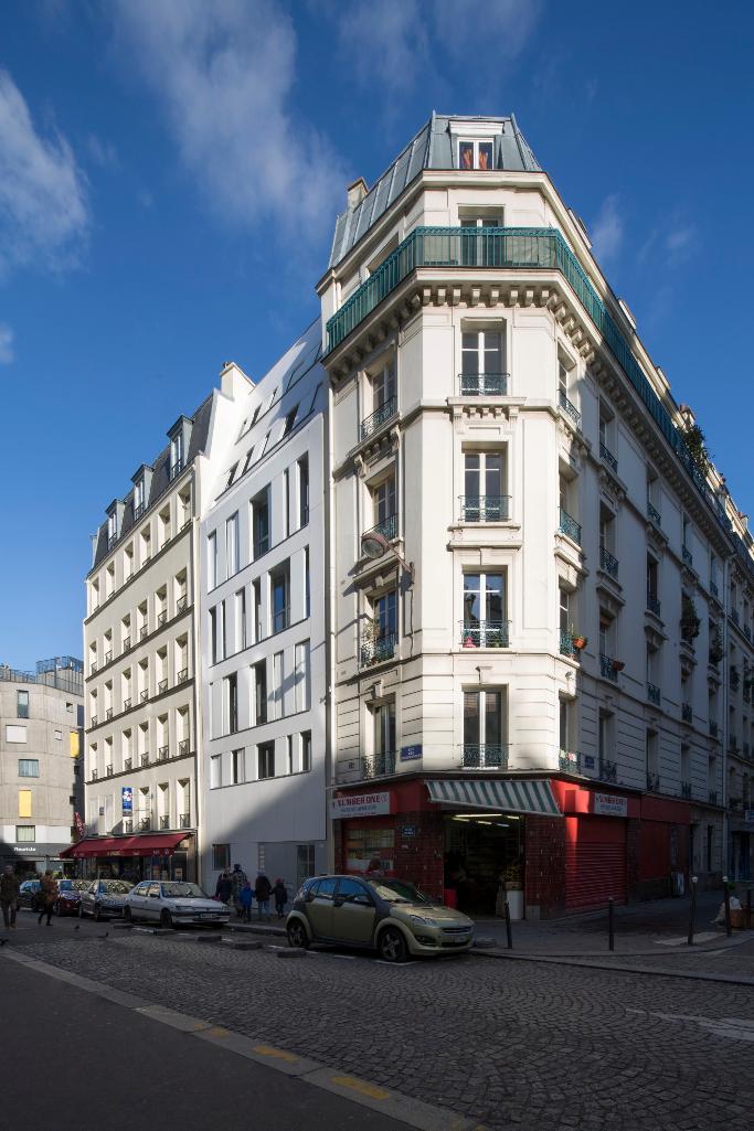 Rue des Poissonniers Housing Pariz 2