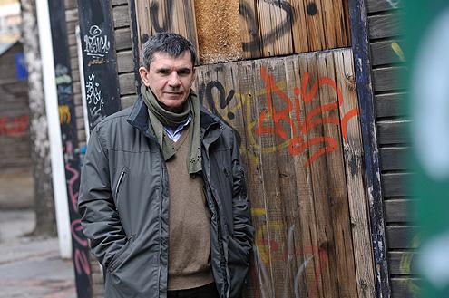 Pec 14.01.2013. Slavko Stimac, glumac Foto: Milovan Milenković